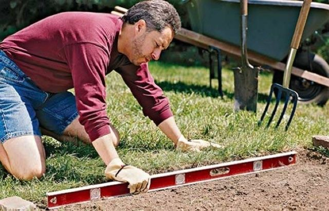 How to Build a Raised Garden Bed Against a Fence