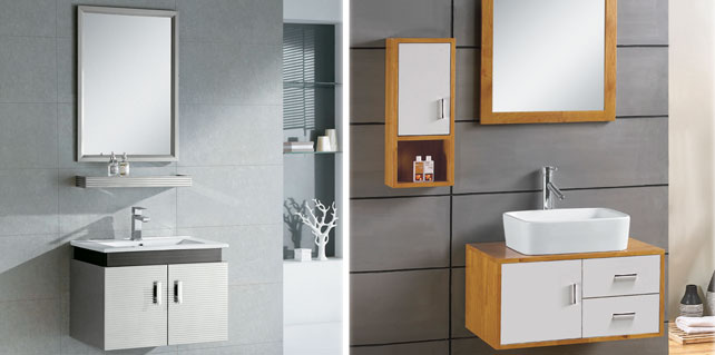 How to install a Wall Hung Vanity