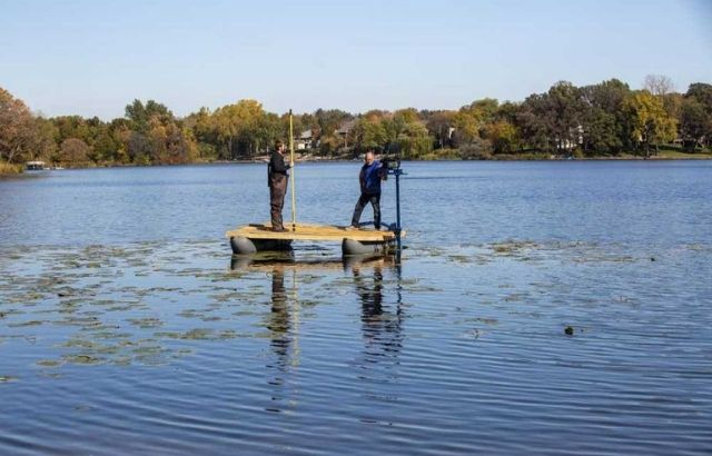 How to Dredge a Pond by Hand