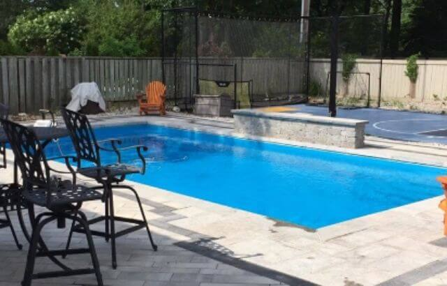 how long can you leave a above ground pool empty