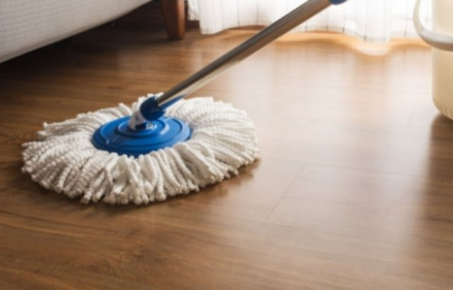 how to clean grime off hardwood floors