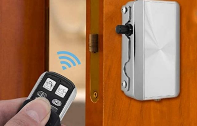 Home security app for Android