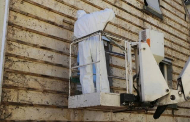 How to Cover Asbestos Siding