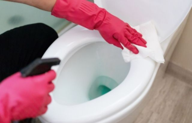How to Remove Calcification from Toilet bowls