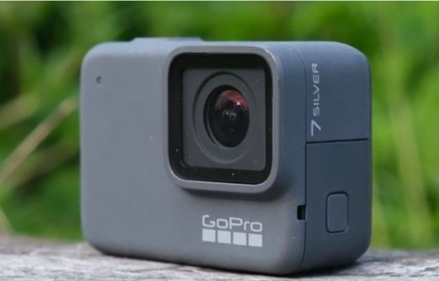 How to conceal a GoPro