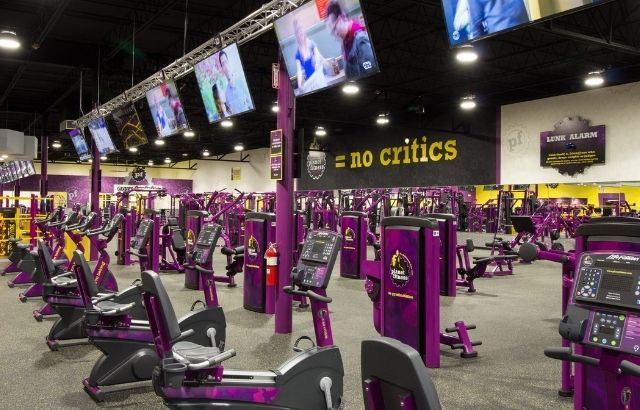 What is planet fitness's lunk alarm