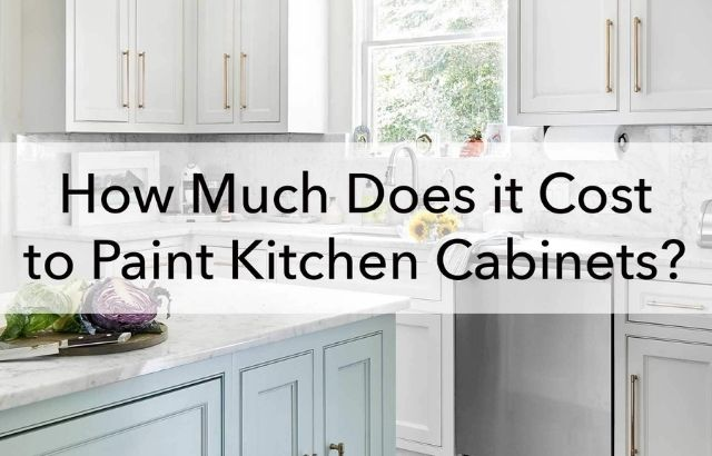 A Quick Overview of Kitchen Cabinets Painting Cost
