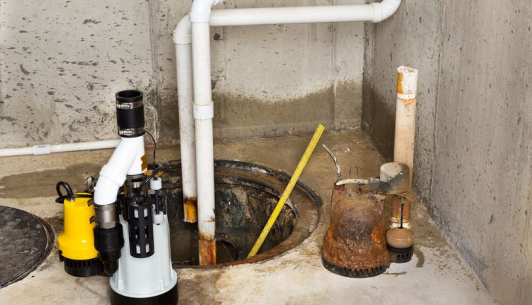 how to stop a sump pump that keeps running