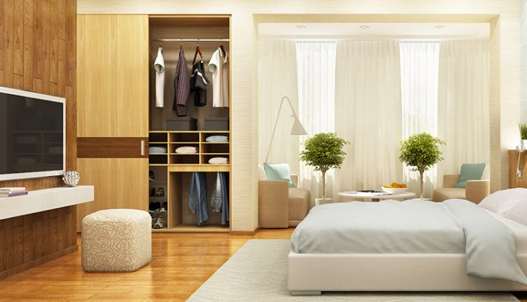 Modern Cupboard Designs for a Clutter-Free Bedroom