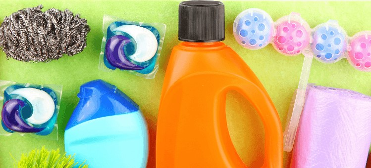 How to Properly Use Laundry Detergent and Fabric Softener