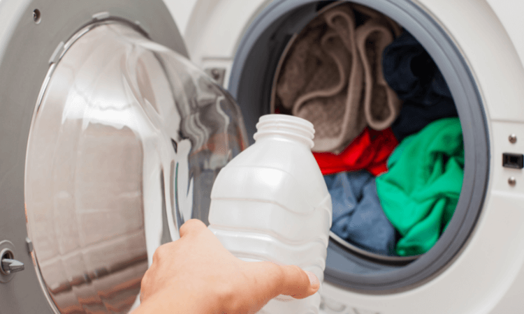 Can you remove the fabric softener already in clothes?