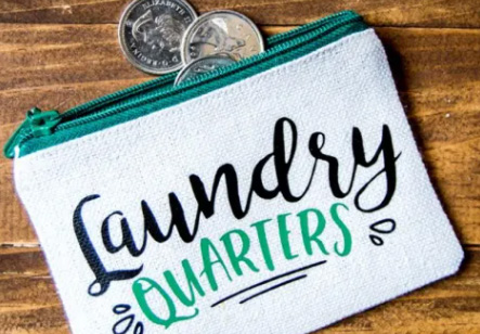 Quarters for Laundry