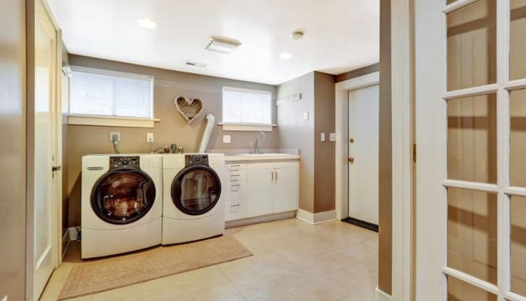 Why My Laundry Room Smells Like Gas