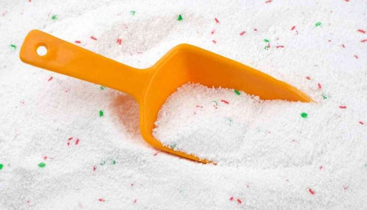 is laundry detergent causing your childs skin rash