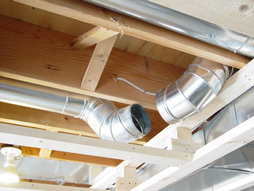 How To Install Ductwork In Basement